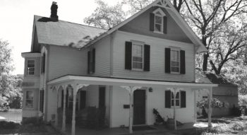 John F Remsen House bw
