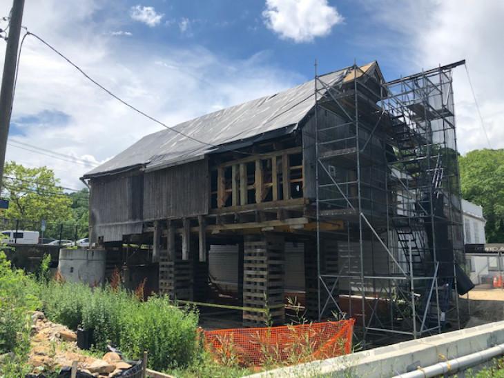 Roslyn Grist Mill July 1, 2020