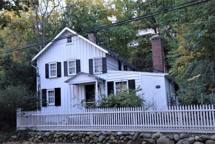 Jacob Kirby Tenant House 219 Main Street
